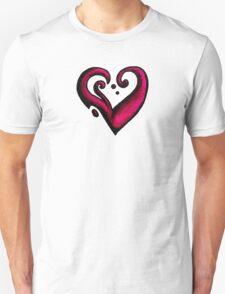 Heart / قلب (pink) T-Shirt