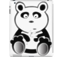 cute panda iPad Case/Skin