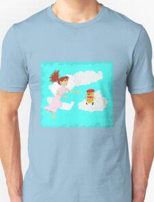 I Love Peanut Butter Unisex T-Shirt