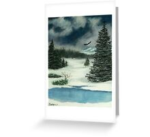 Fly for me Greeting Card