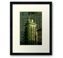 935 Kearny Framed Print