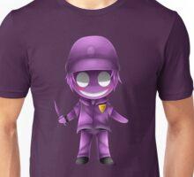 Chibi Purple guy Unisex T-Shirt