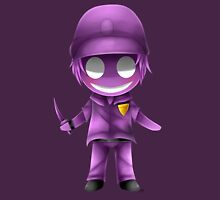 Chibi Purple guy Unisex T-Shirt