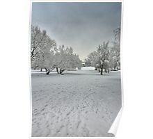 Gloom Winter Poster