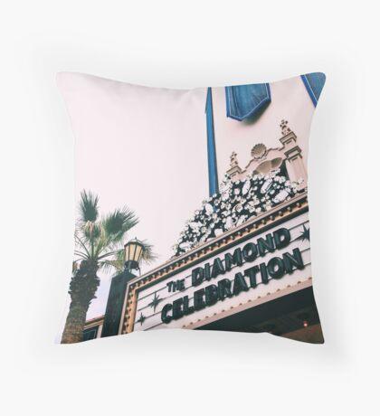 DCA's Buena Vista Street  Throw Pillow