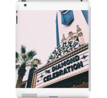 DCA's Buena Vista Street  iPad Case/Skin