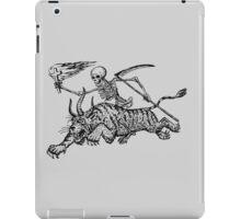 Devils Terror  iPad Case/Skin