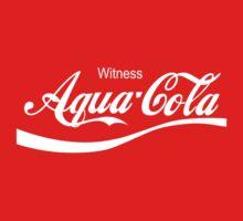 Aqua-Cola, Straight from the Citadel by Artofpogues