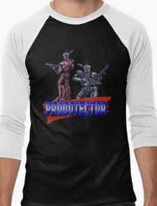 Probotector Men's Baseball ¾ T-Shirt