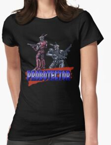 Probotector Womens Fitted T-Shirt