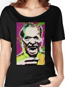 Charles Bukowski. The Wooden Butterfly. Women's Relaxed Fit T-Shirt