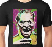 Charles Bukowski. The Wooden Butterfly. Unisex T-Shirt