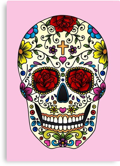 Sugar Skull by jadeboylan