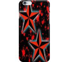 Vengeance Graphix Stars iPhone Case/Skin
