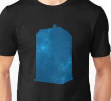 Doctor Who- Galaxy Tardis Unisex T-Shirt