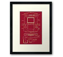 DS Framed Print