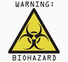 Warning: Biohazard by Samantha Creary