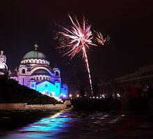 New Year's Eve by Milos Markovic