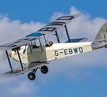 DH60X Hermes Moth G-EBWD by Colin Smedley