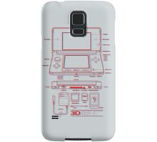 3DS Samsung Galaxy Case/Skin