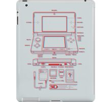 3DS iPad Case/Skin