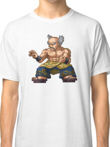 Heihachi Mishima (NxC) Classic T-Shirt