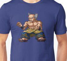 Heihachi Mishima (NxC) Unisex T-Shirt