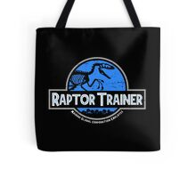 Jurassic World Raptor Trainer Tote Bag