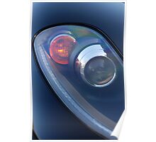 Details: Headlight / Ferrari F430 Poster