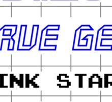 Link start Sticker