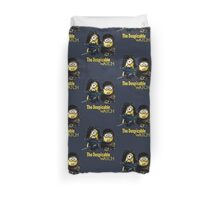 Game of thrones the despicable watch Duvet Cover