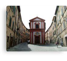 Siena, Italy Metal Print