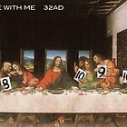 Last Supper - 32AD by Ben Jennings