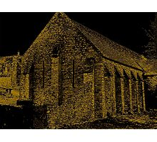 Spanish Barn At Torre Abbey Photographic Print