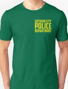 Batman Arkham Knight Gotham City Police Department T-Shirt
