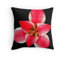Hothouse Flower Throw Pillow
