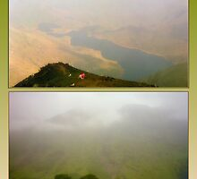 Misty Snowdon from top to bottom by missmoneypenny