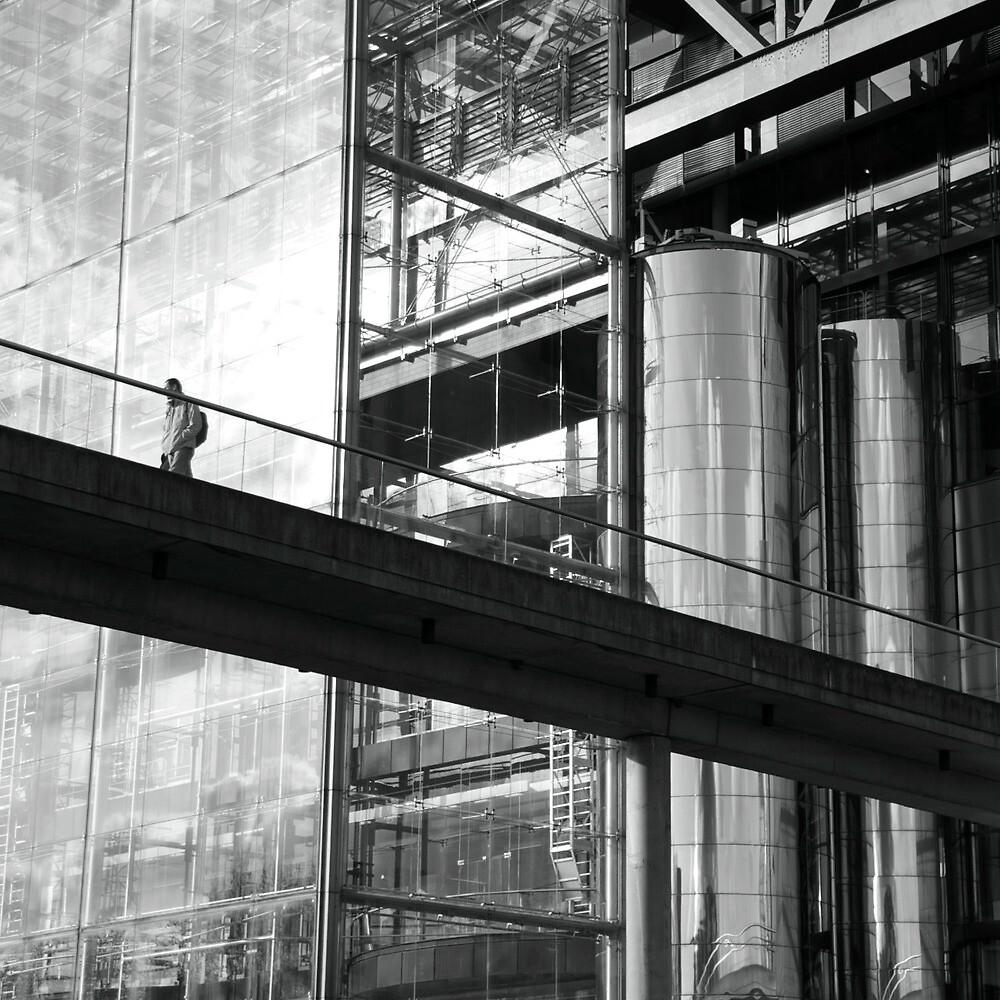 Metropolis by michel vaqué