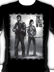 The Last of us Joel and Ellie T-Shirt