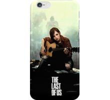 The Last of us Grown Ellie iPhone Case/Skin