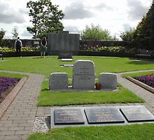 Lockerbie-Garden of Remembrance by Teuchter