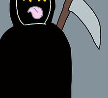 Silly grim reaper by RPGHillbilly