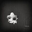 i see you... by Angel Warda
