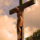 On The Cross He Died For You by Marie Sharp