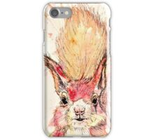 Hazel Squirrel iPhone Case/Skin