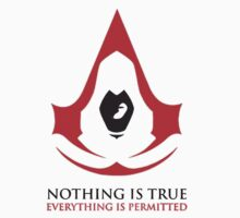 Assassins Creed Nothing is true by faru