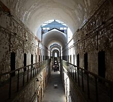 Eastern State Penitentiary  by CannabisCrafts
