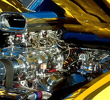 Chromed and Blown by Doug Greenwald