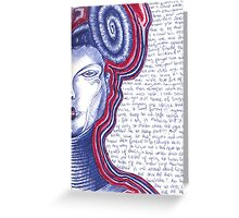 fifth element (Greeting Card) Greeting Card
