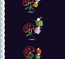 Christmas Card - Presents by Daniel Bevis